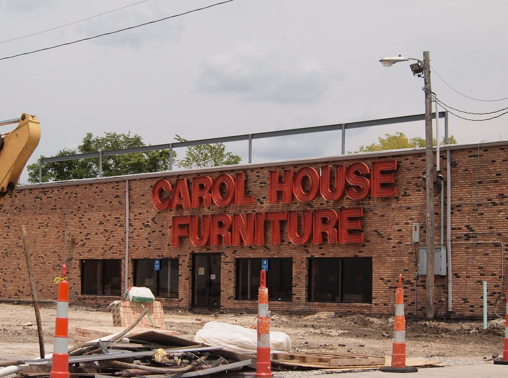 ... Carol House Furniture Neon Sign   Valley Park, MO_P7148187c | By  Wampa One
