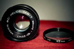 Helios 44M-7 58 mm f/2 lens by Rafiqul Awal