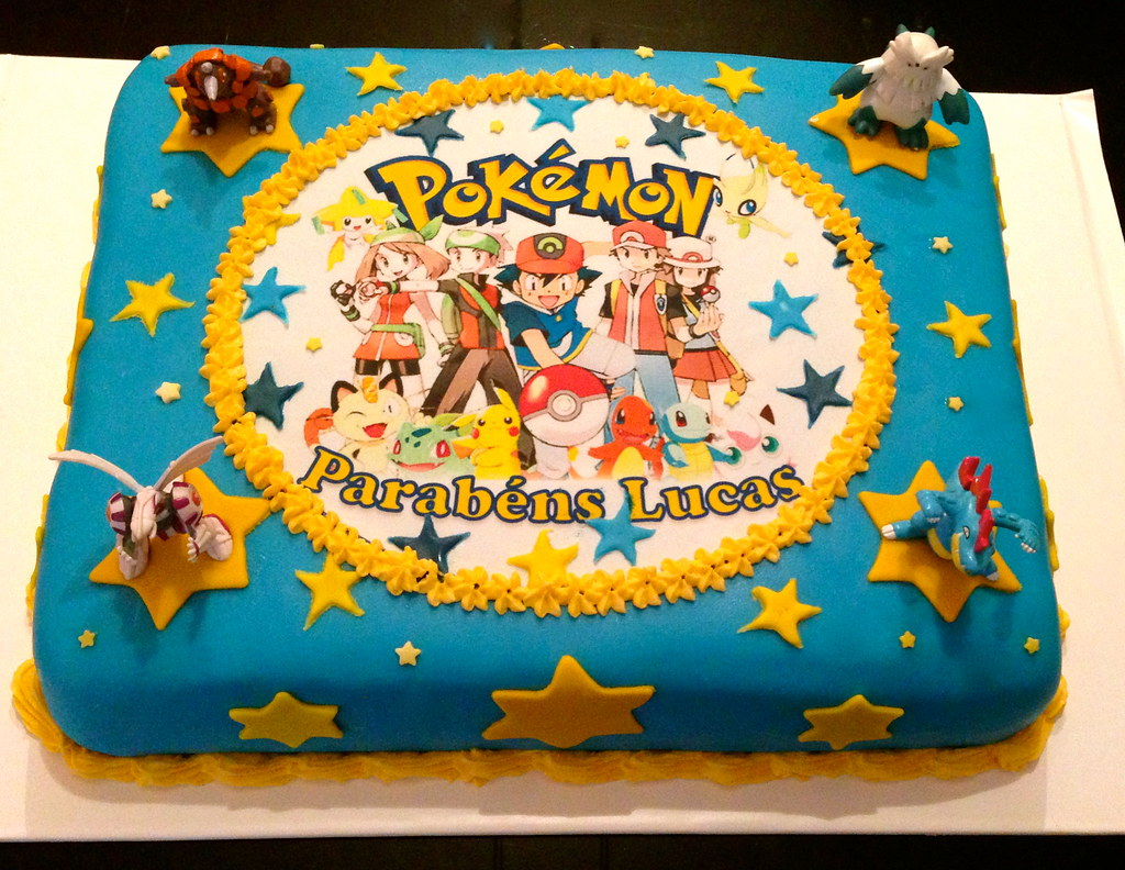 pokemon torte torten hausgemacht flickr. Black Bedroom Furniture Sets. Home Design Ideas
