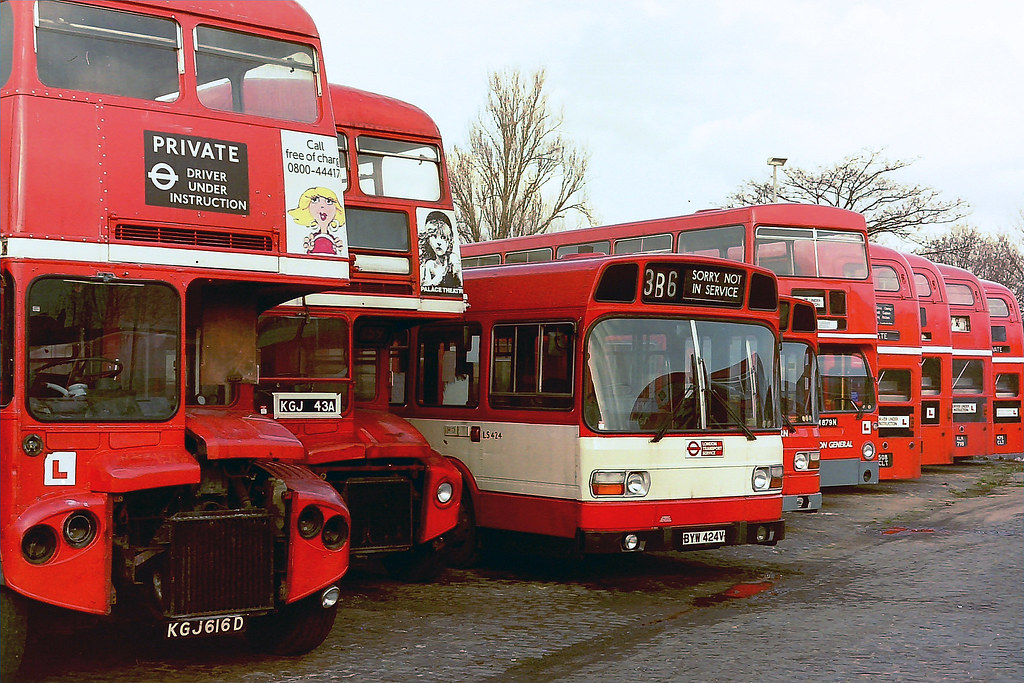 London Bus Sales London Buses For Sale At Fulwell