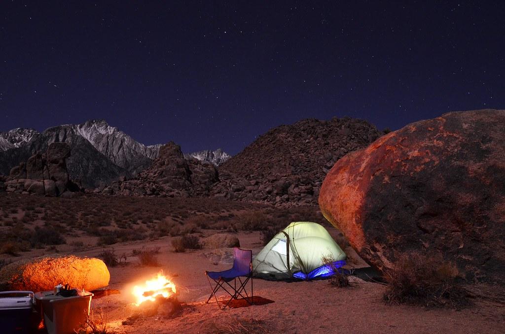 alabama camping