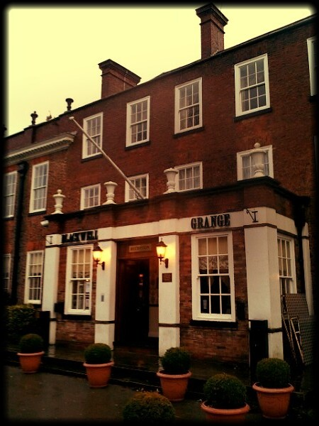 Blackwell Grange Hotel Menu
