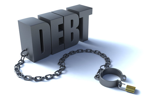 3D Shackled Debt | by ccPixs.com