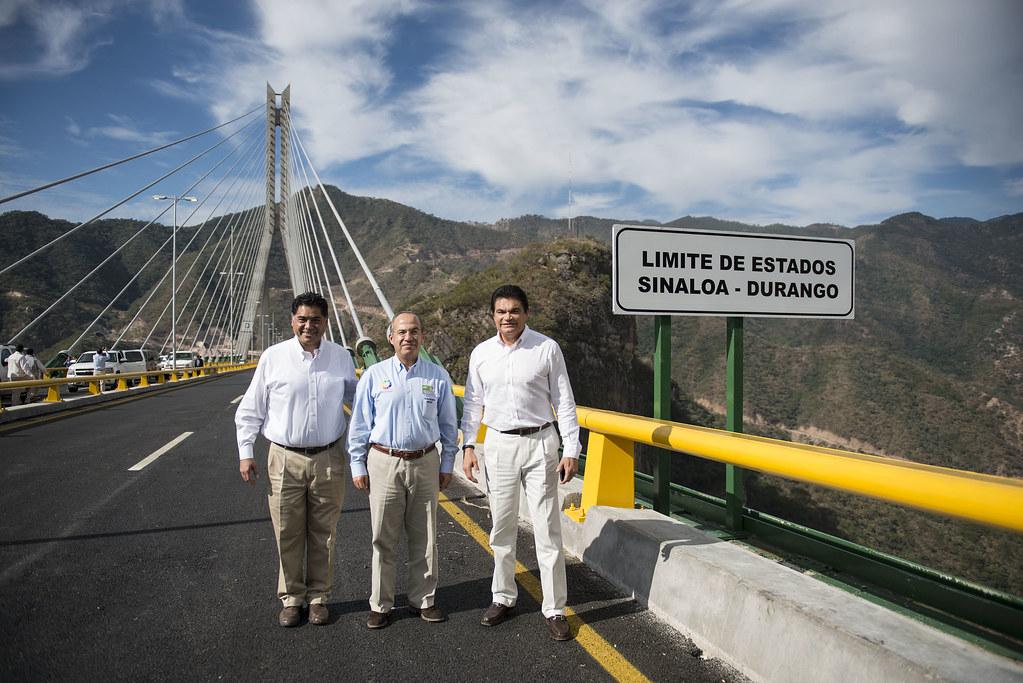 Supervisión del Tramo Las Adjuntas-Puente Baluarte   Flickr