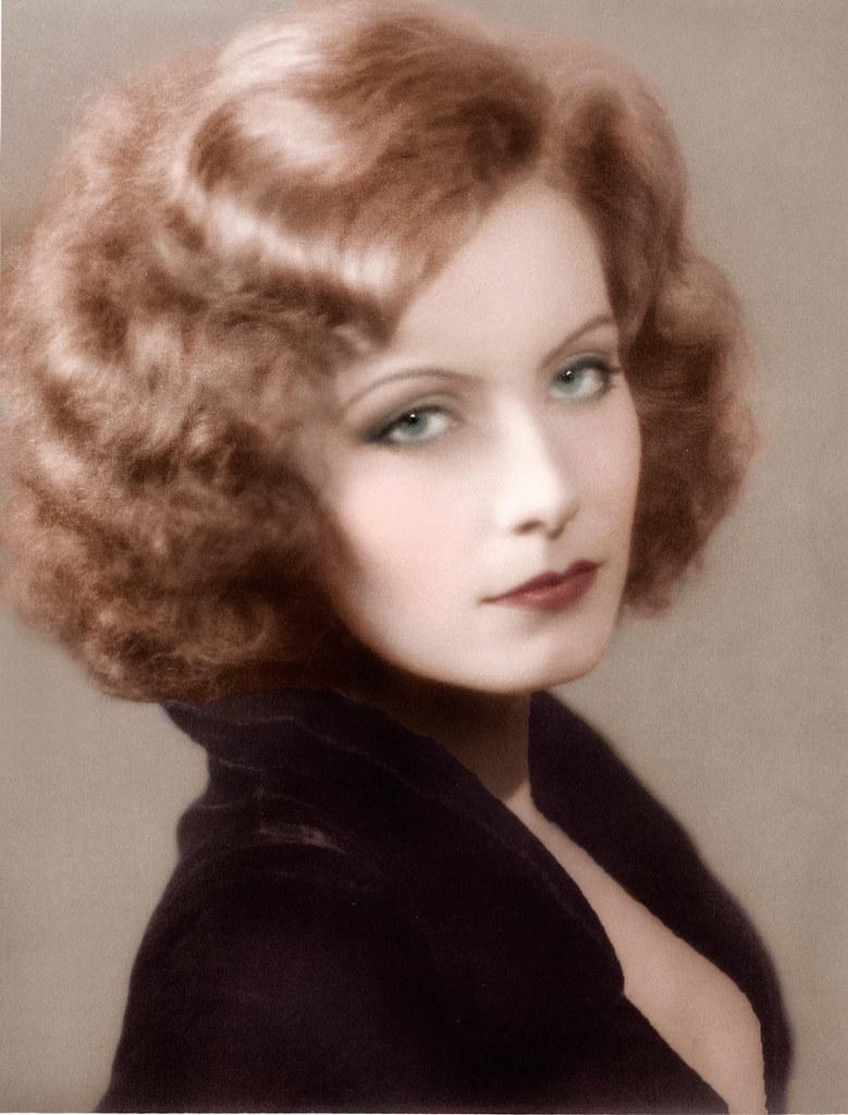 Грета Гарбо (Greta Garbo) биография, фото, личная жизнь