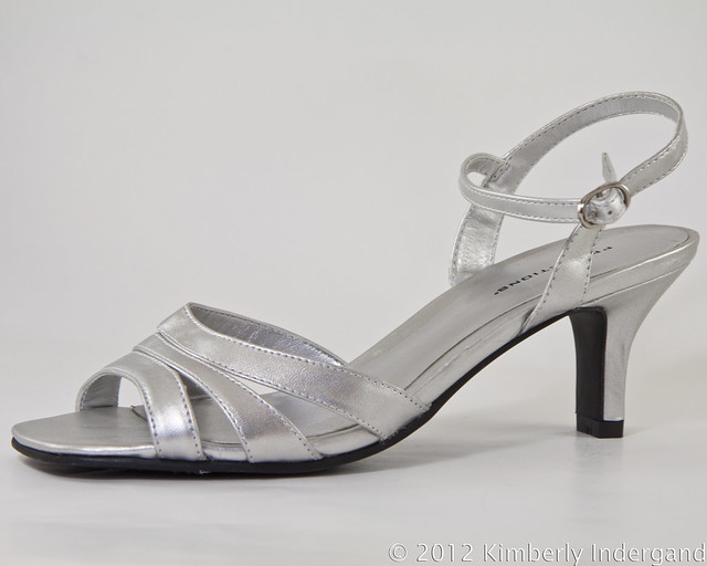 silver dress shoes flickr photo