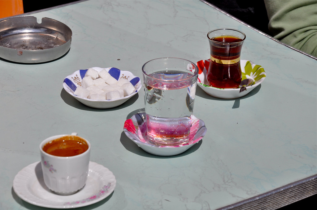 Tea Culture in Turkey