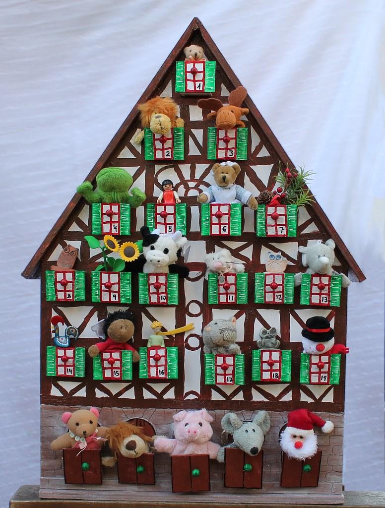 Living At Home Adventskalender adventskalender calendario de adviento feliz navidad fr flickr