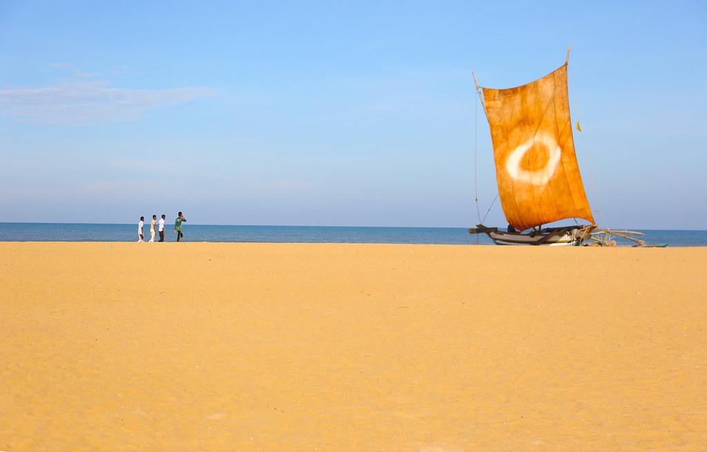 Hotel Jetwing Beach Sri Lanka
