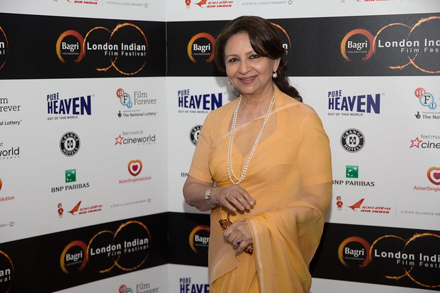 LIFF 2016 | An Evening with Sharmila Tagore
