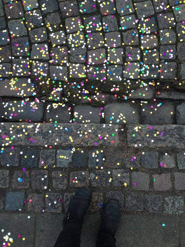 confetti, lund