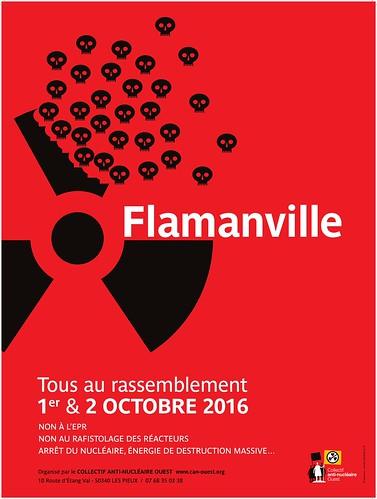 #Flamanville 1er octobre