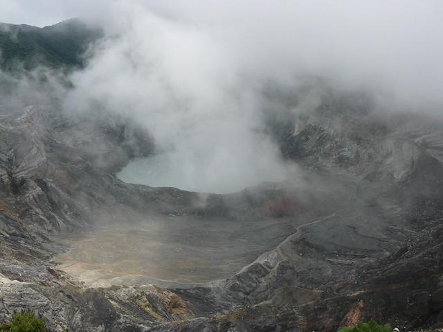 Volcán Poás (Costa Rica)