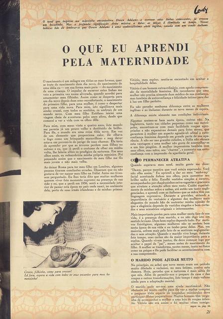 Lady, Nº 5, Fevereiro 1957 - 22
