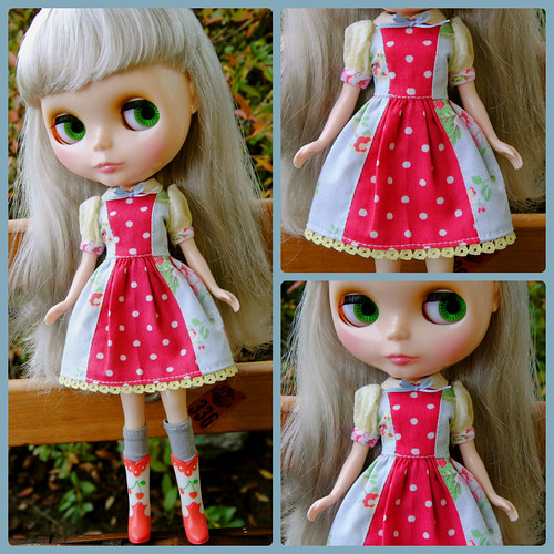 The Princess Party Dress Rose Tapestry | Lovely Cath Kidstou2026 | Flickr