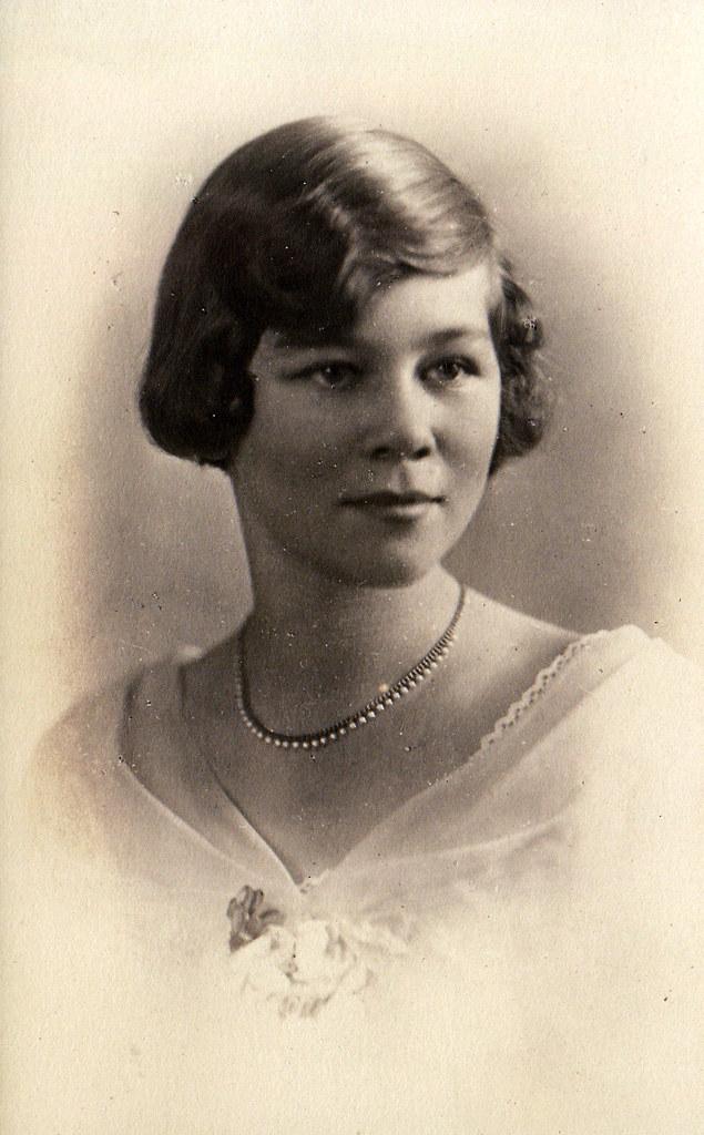 Prinzessin Friederike von Hannover, später Königin von Gri
