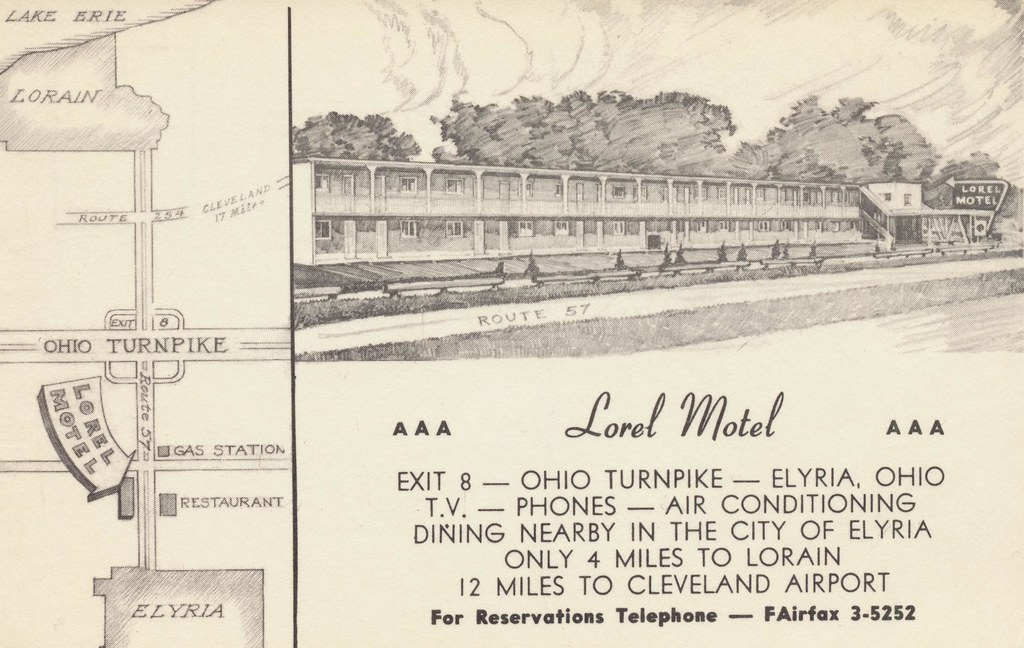 Lorel Motel - Elyria, Ohio