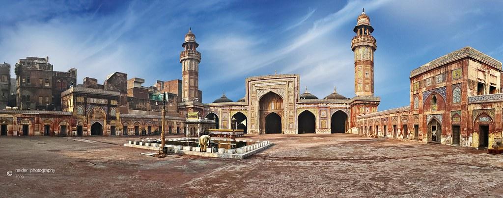 Wazir Khan Mosque Lahore Pakistan The Wazir Khan Mosque Flickr