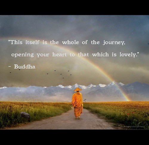 Buddha Quote 108 | by h.koppdelaney