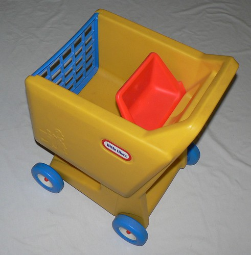 Little Tikes Shopping Cart  mailcycle  Flickr -> Kuchnia Zabawka Little Tikes