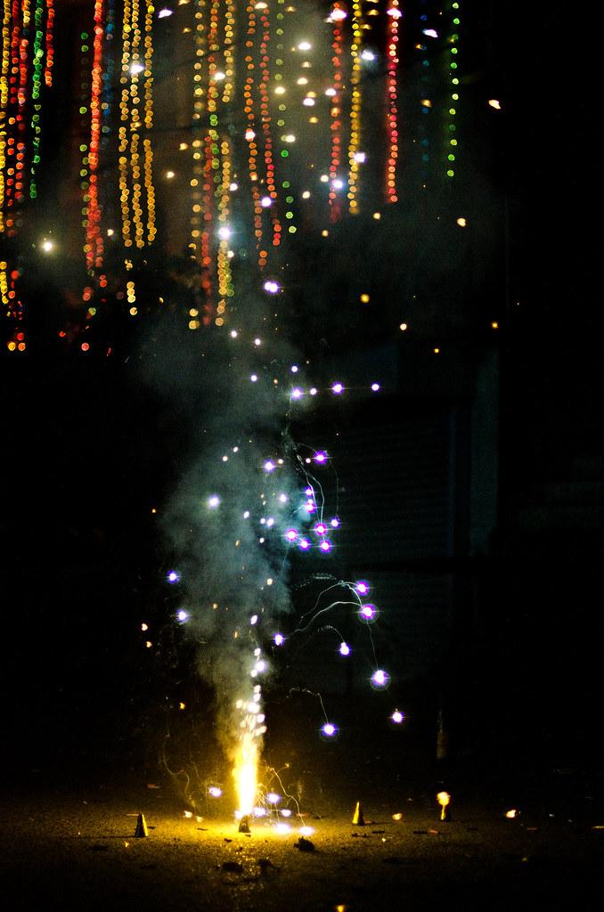 diwali scene images