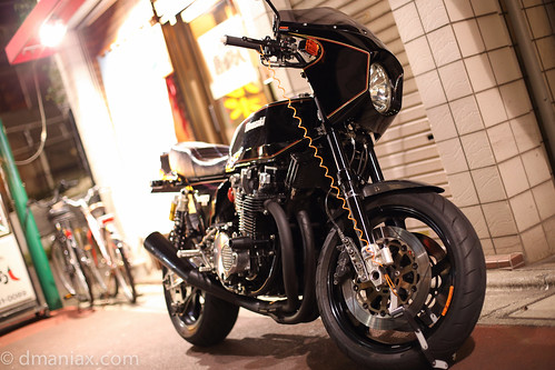 Walk with 6D : Kawasaki Z1-R Z1000 | by 246-You