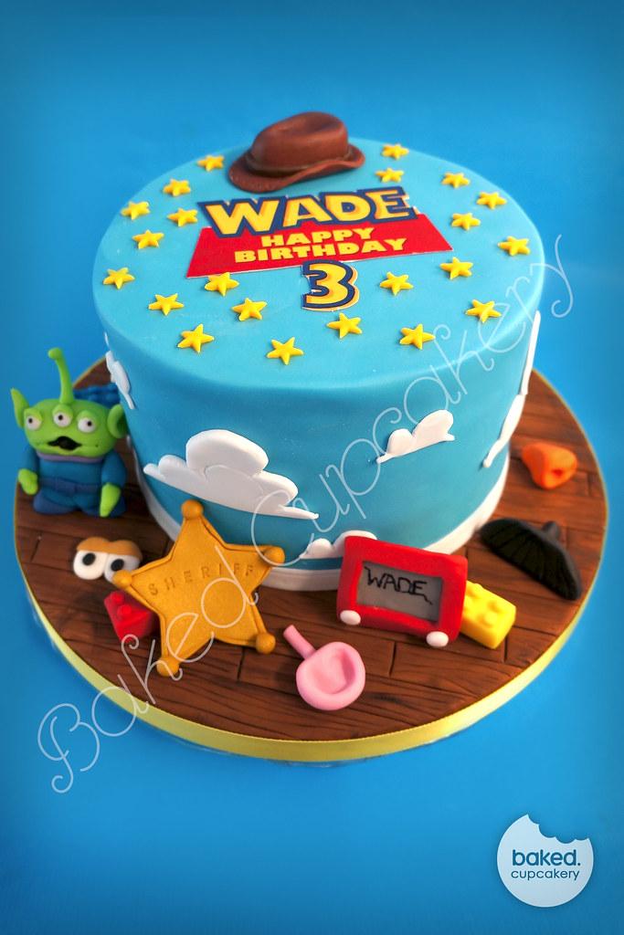 Toy Story  Pan Cake