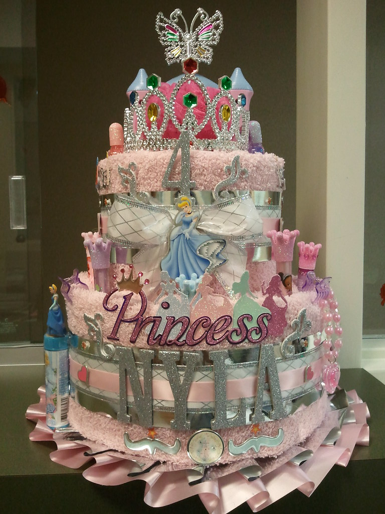 Princess Themed Cake Ideas