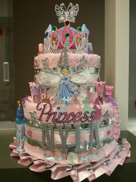 Cinderella Birthday Cakes Images
