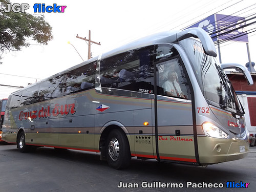 Irizar i6 mercedes benz oc 500rf cruz del sur flickr for Mercedes benz oc