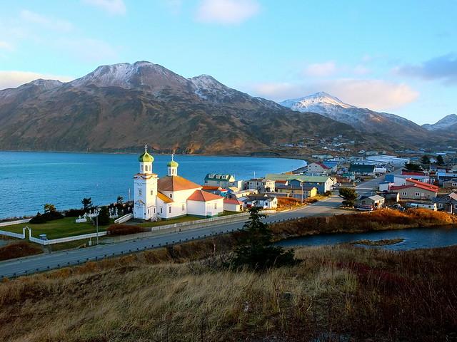 Unalaska Island Weather