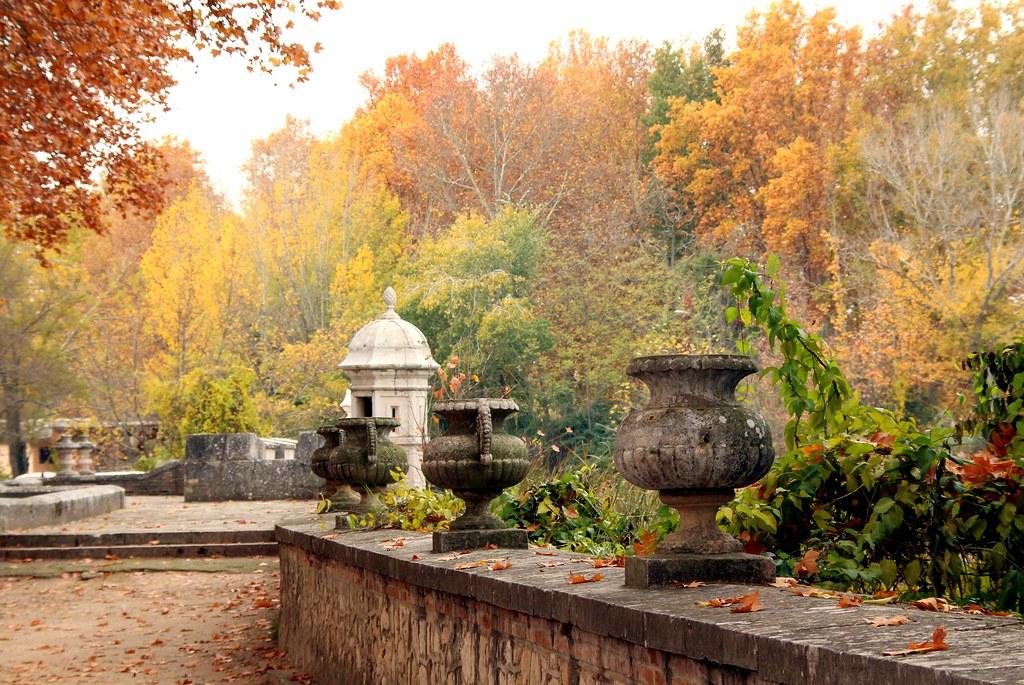 Jardines de aranjuez en oto o de 2012 105 m a n u e l for Jardines de madrid