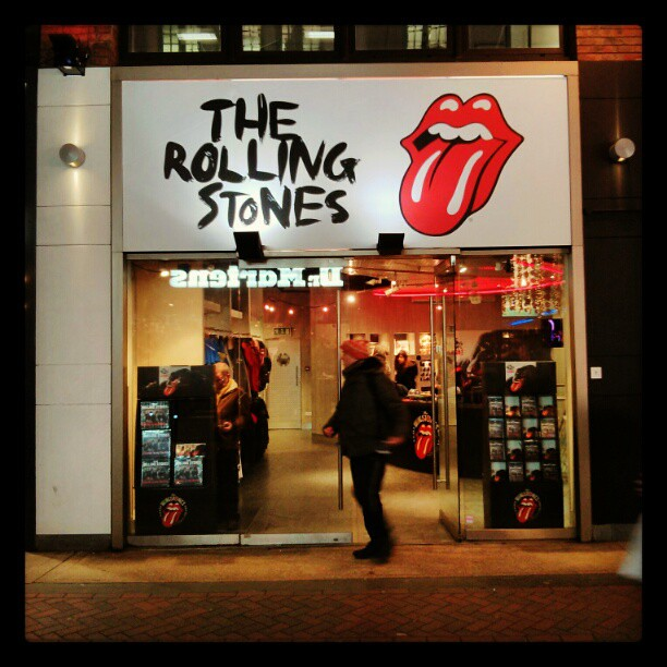 Pop up Rolling Stones pop shop, Carnaby Street   James Mitchell   Flickr 351e83ad1d8