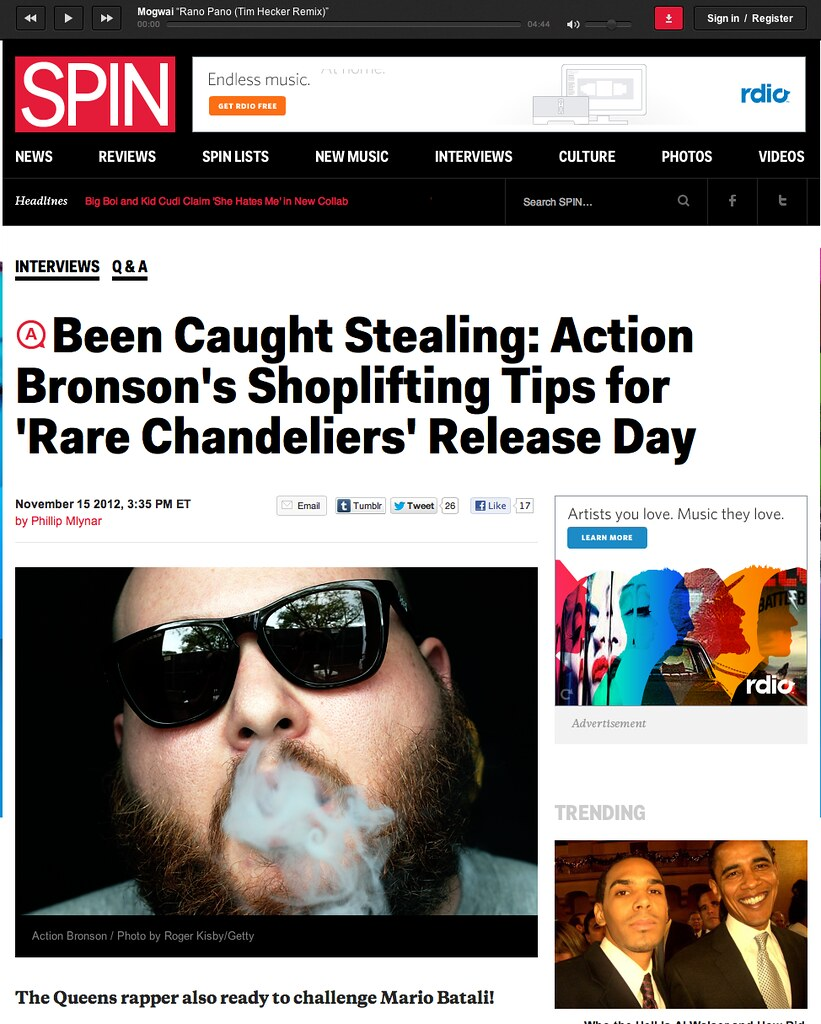 d3326ffe84 ... Action Bronson - SPIN