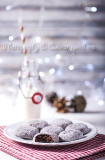 Chocolate cookies for Santa (maybe) | by vanilllaph