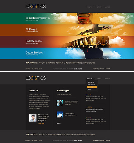 Kit graphique gratuit modele site web gratuit for Site web gratuit