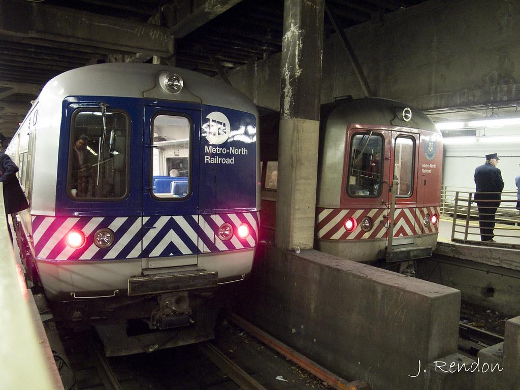 Metro North M3 Vs Cdot M2 Grand Central Station J Rendon