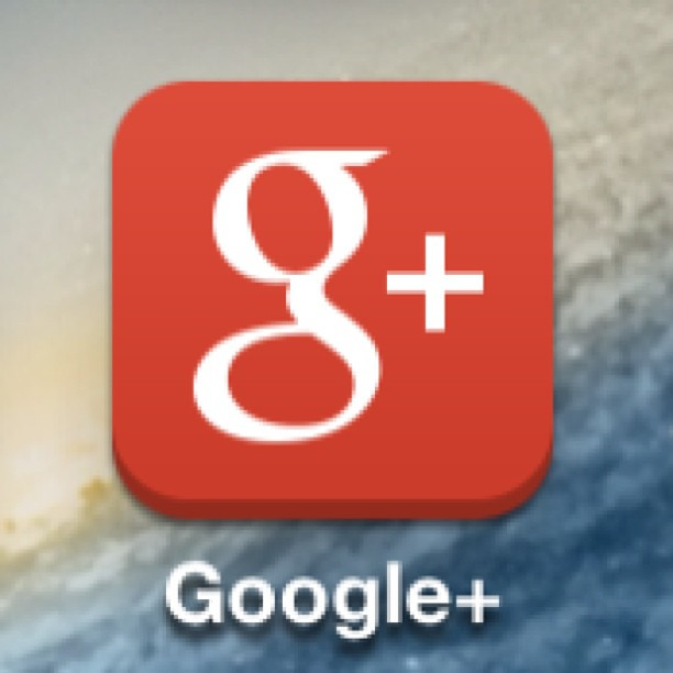 Google+ App Updated With New App Logo u0026 Visual Stream Desi ...