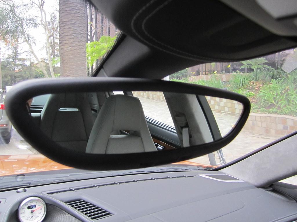 Rearview Mirror For Jane Matrix Car Seat
