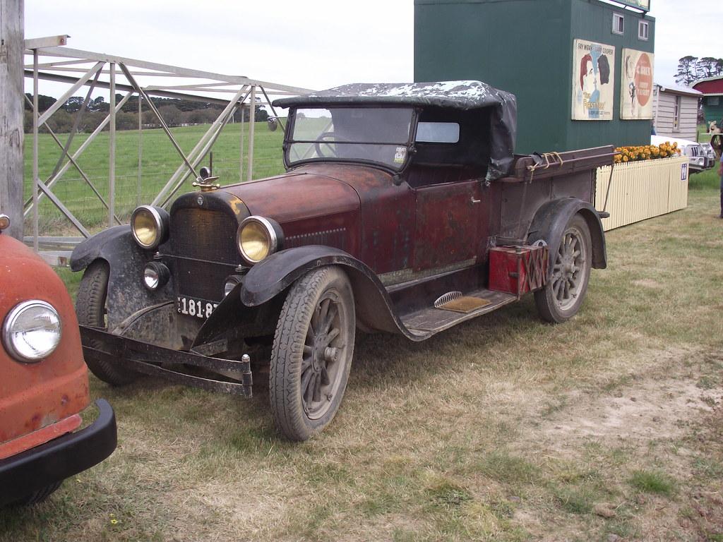 1929 dodge ute