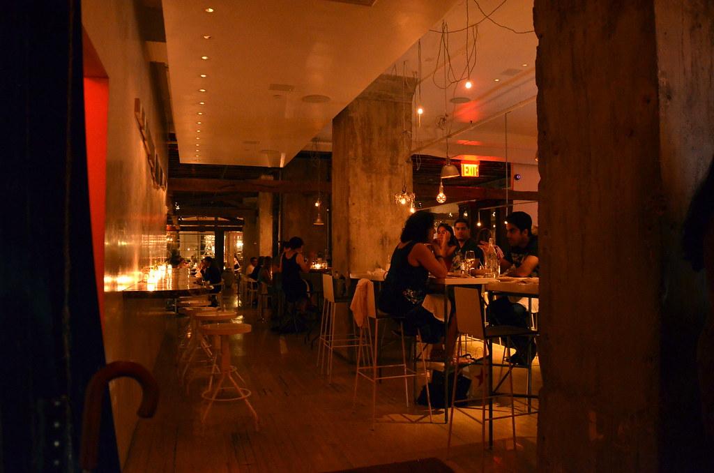 Inside Abc Kitchen Restaurant From Jean Georges Vongericht Flickr