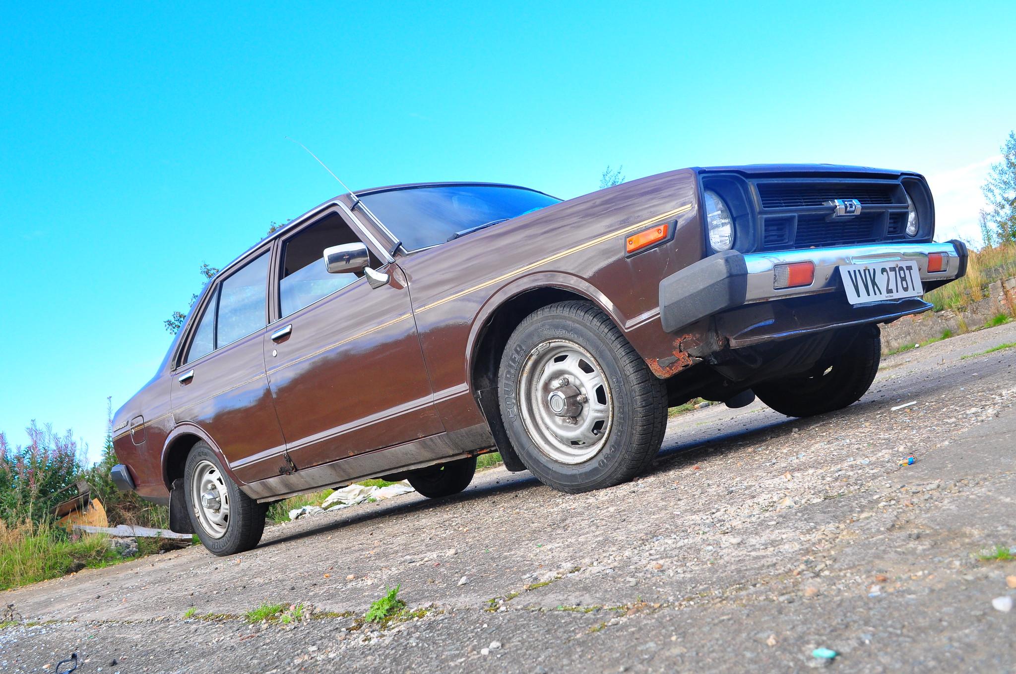Rusty Crusty & Brown Datsun £999 - Tapatalk