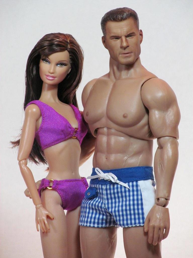 Gi joe fucks barbie - YouTube
