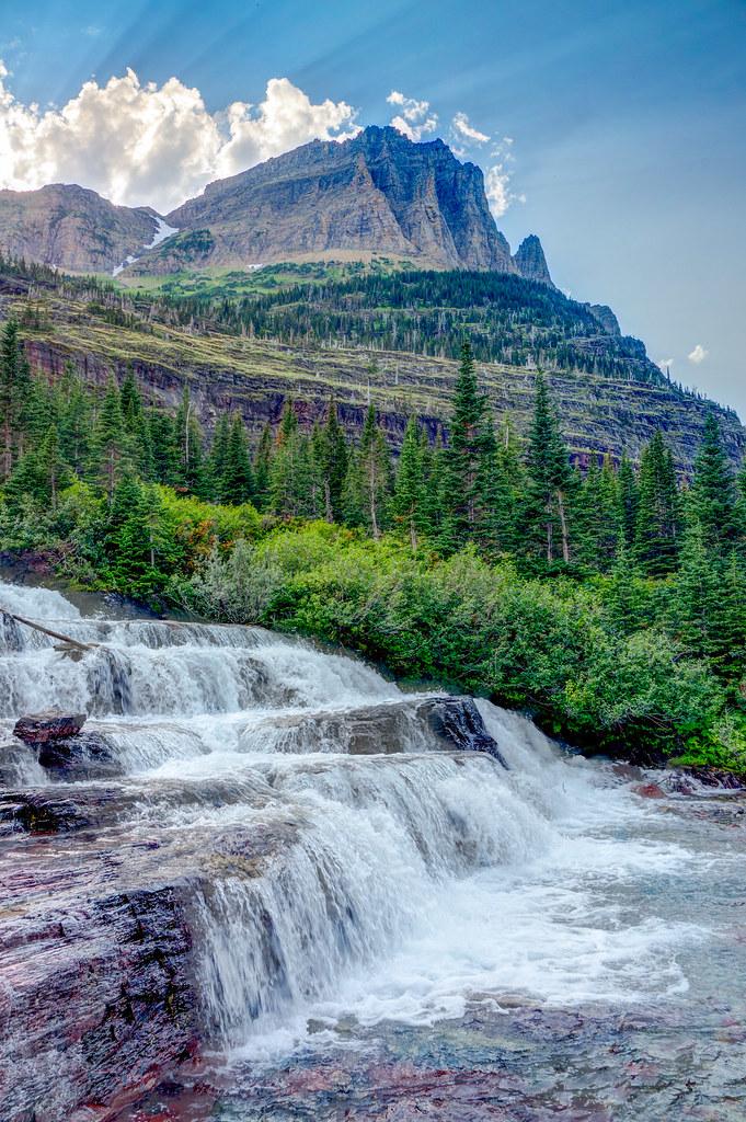 120810 Jtsi 0225 H Jpg Pyramid Creek Falls Located Above