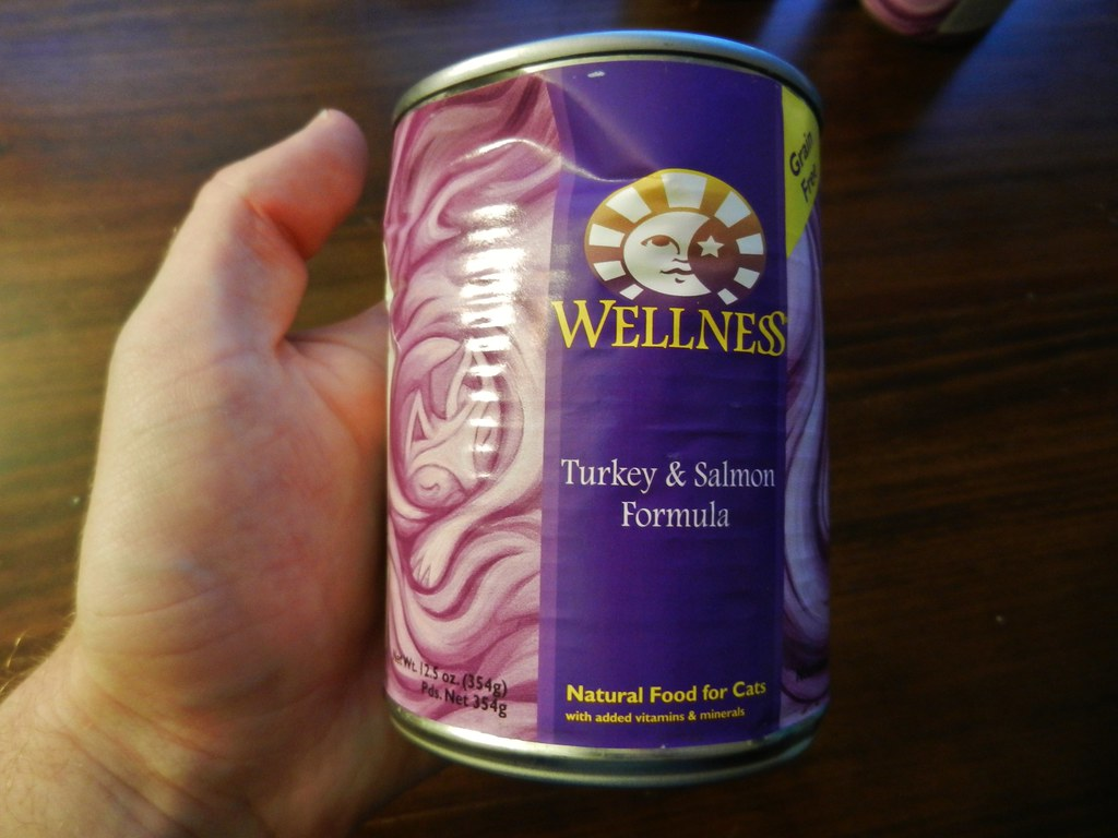 Cat Food Cans Refining
