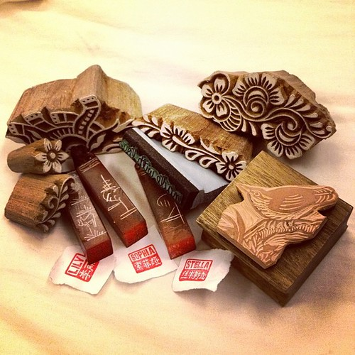 Hobby Craft Soap Stamps