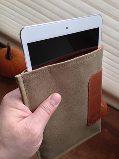 DODOcase Durables sleeve for iPad mini | by blakespot