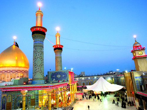 Roza a Hazrat Imam Hussain   Roza a Hazrat Imam Hussain ...