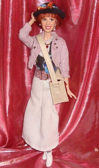 Custom Molly ringwald doll | ON EBAY SOON! This is my ...