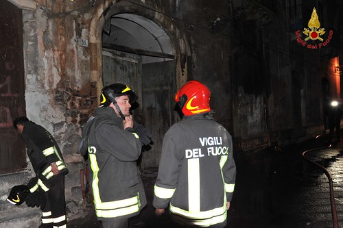 Catania, esplosione in Via Sacchero: tre morti, due sono vigili del fuoco$